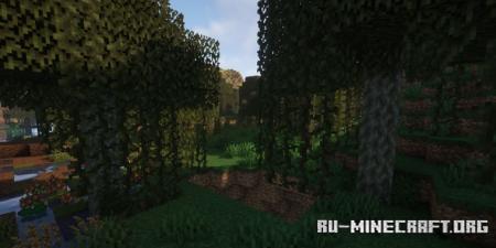 Скачать Generic Ecosphere для Minecraft 1.17.1