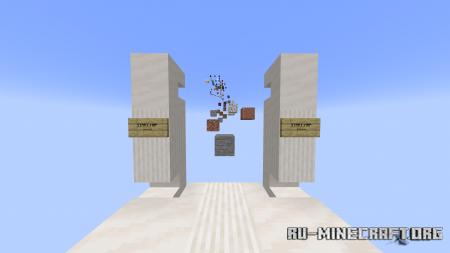 Скачать EVERYTHING Parkour 3 для Minecraft