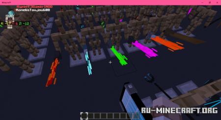 Скачать Cyber Craft v12 для Minecraft PE 1.17