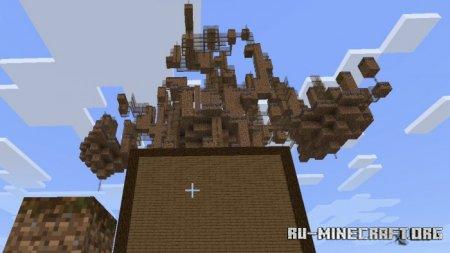Скачать Box of Abnormalities and Spire of Spooky Situations для Minecraft PE