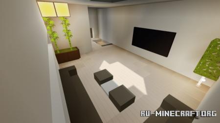 Скачать Modernup V.5 для Minecraft PE