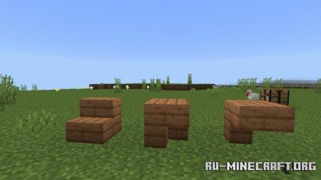 Скачать Nadd Series: Nature для Minecraft PE 1.17