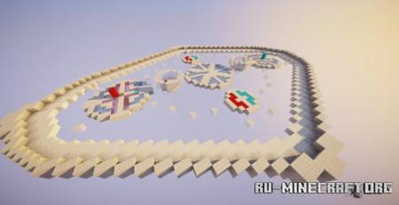 Скачать Capture The Flag (With More Gunzz) для Minecraft