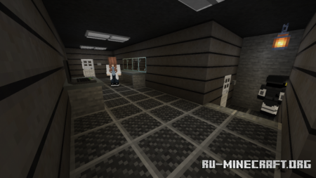 Скачать Area 655 для Minecraft PE