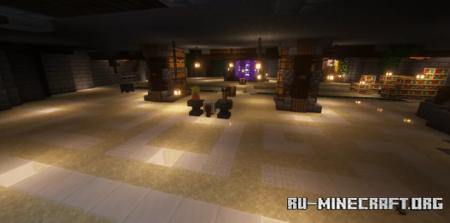 Скачать Forteresse Base 2.3 для Minecraft