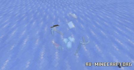 Скачать Rare Ice для Minecraft 1.17.1