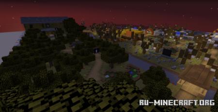 Скачать Pumpkin Putt для Minecraft