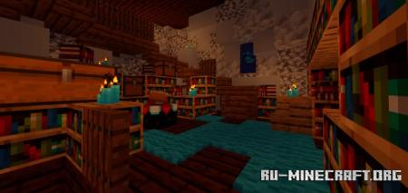 Скачать Tower of the Mistress of Frost для Minecraft
