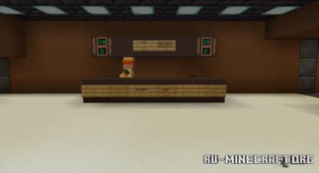 Скачать Inferno Prison для Minecraft