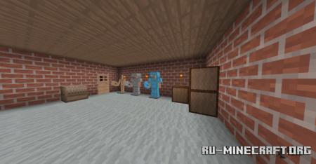 Скачать Wool Survival (Beta 2) для Minecraft PE 1.16