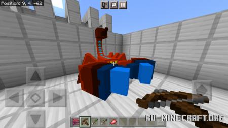 Скачать Arktoon для Minecraft PE 1.17
