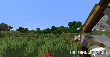 Скачать Better Bows and Crossbows для Minecraft 1.17