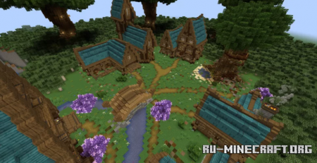 Скачать Enchanted Village для Minecraft