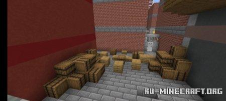 Скачать InsideMind (Adventure Map) для Minecraft PE