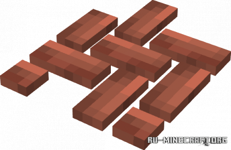 Скачать Paths Plus для Minecraft PE 1.17