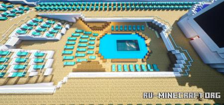 Скачать Carnival Conquest by RandomChickenGaming для Minecraft