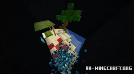 Скачать Escape by mttc031 для Minecraft
