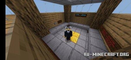 Скачать Bridge Training (Easy) для Minecraft