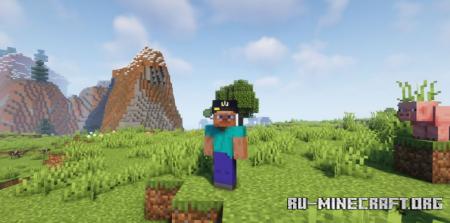 Скачать Tailored Hats - Ocean Wears для Minecraft 1.17