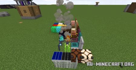 Скачать TheMine Plus для Minecraft 1.16