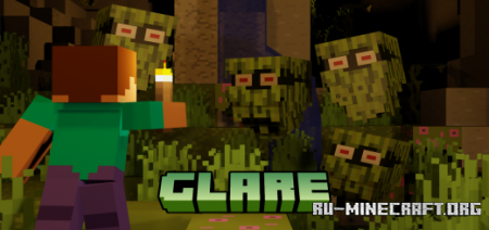 Скачать Glare Concept для Minecraft PE 1.17