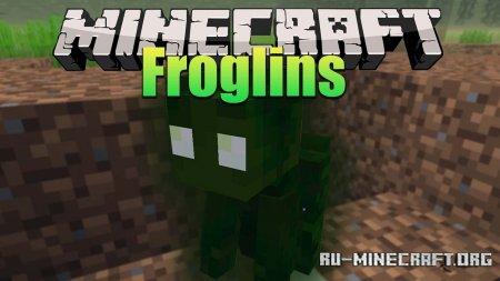 Скачать Froglins для Minecraft 1.17.1