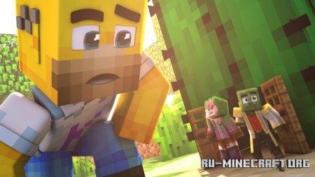 Скачать The Cactus для Minecraft 1.17.1