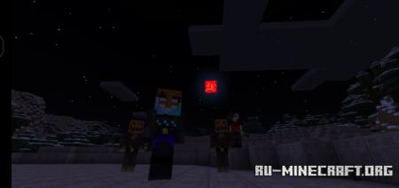 Скачать Nightmares of the Halloween для Minecraft PE 1.17